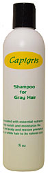 Capigris shampoo for grey hair